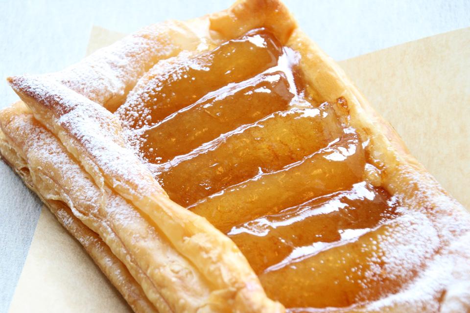 焼きりんごパイ