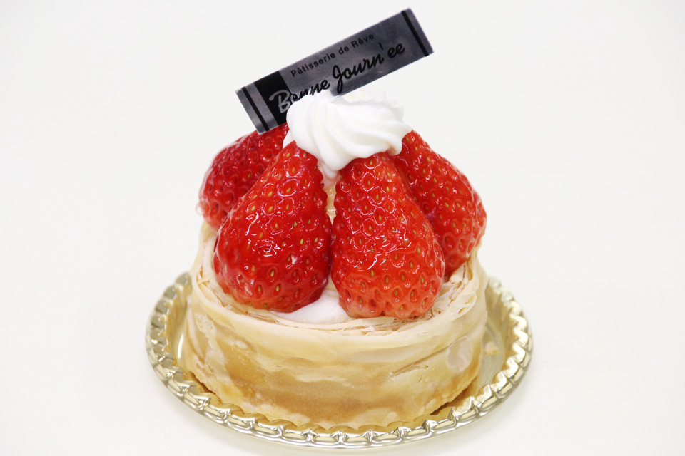 strawberryfeuilletage