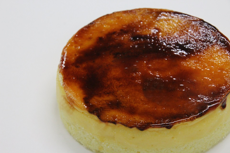 半熟チーズブリュレ【冷凍販売商品】