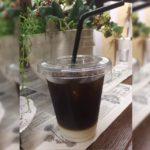 富士宮本店限定「アイスカフェオレ」